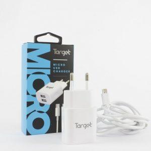 מטען TARGET MICRO USB